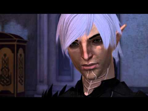 Dragon Age 2: Compilation of Fenris' rare or cut lines