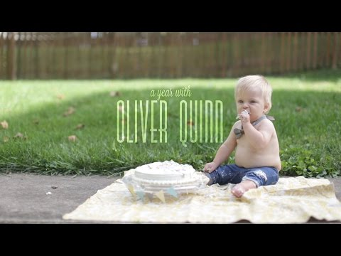 a year with Oliver Quinn