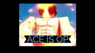 Roblox Anime Battle Arena || Ace Is The Best