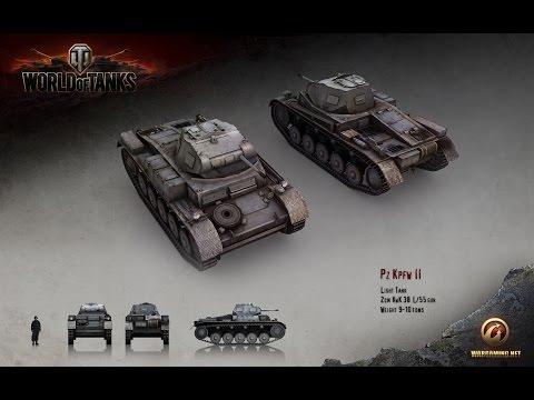 World Of Tanks Boj S PZ KpF II