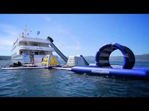 Aquaglide Superyacht Slide, Toys and other products