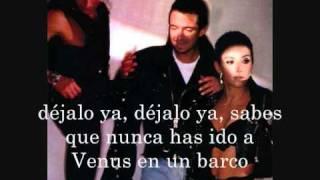 barco a Venus  Mecano