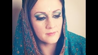 INDIAN MAKEUP - BOLLYWOOD DIVA eng 31