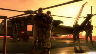"""Why are we still here? just to suffer?""_Metal Gear Solid V Kaz Miller speech"