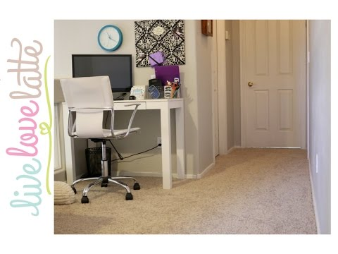 DIY Home Projects: Updates On New Carpet, Stairs + Hallway