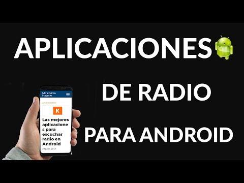 Las Mejores Aplicaciones para Escuchar Radio en Android