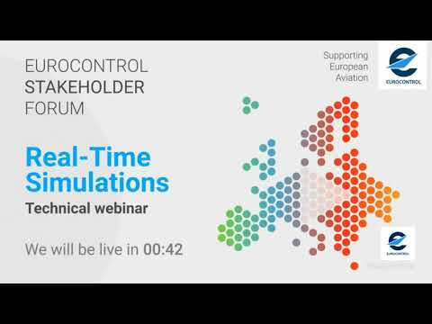 EUROCONTROL Stakeholder Forum on real-time simulations