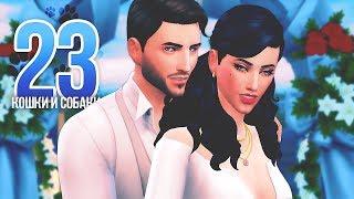 СВАДЬБА 💒\The Sims 4: Кошки и собаки #23