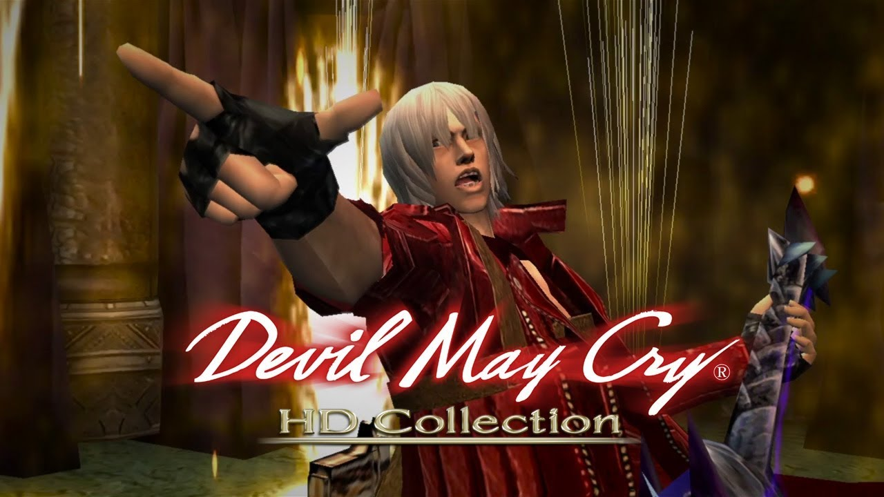 Devil may cry hd collection pc ps4 xbox one youtube - Devil may cry hd pics ...