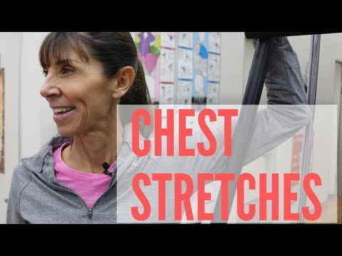 Physio Chest Stretches that Stop Rounded Shoulders