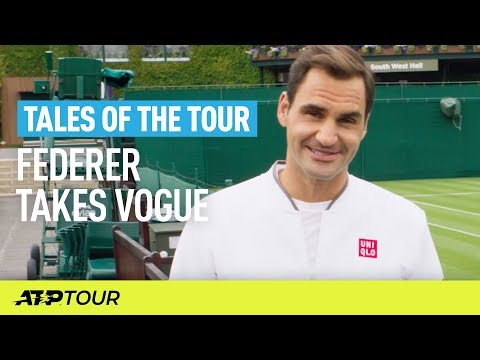 73 Questions With Roger Federer | Vogue | TALES OF THE TOUR | ATP