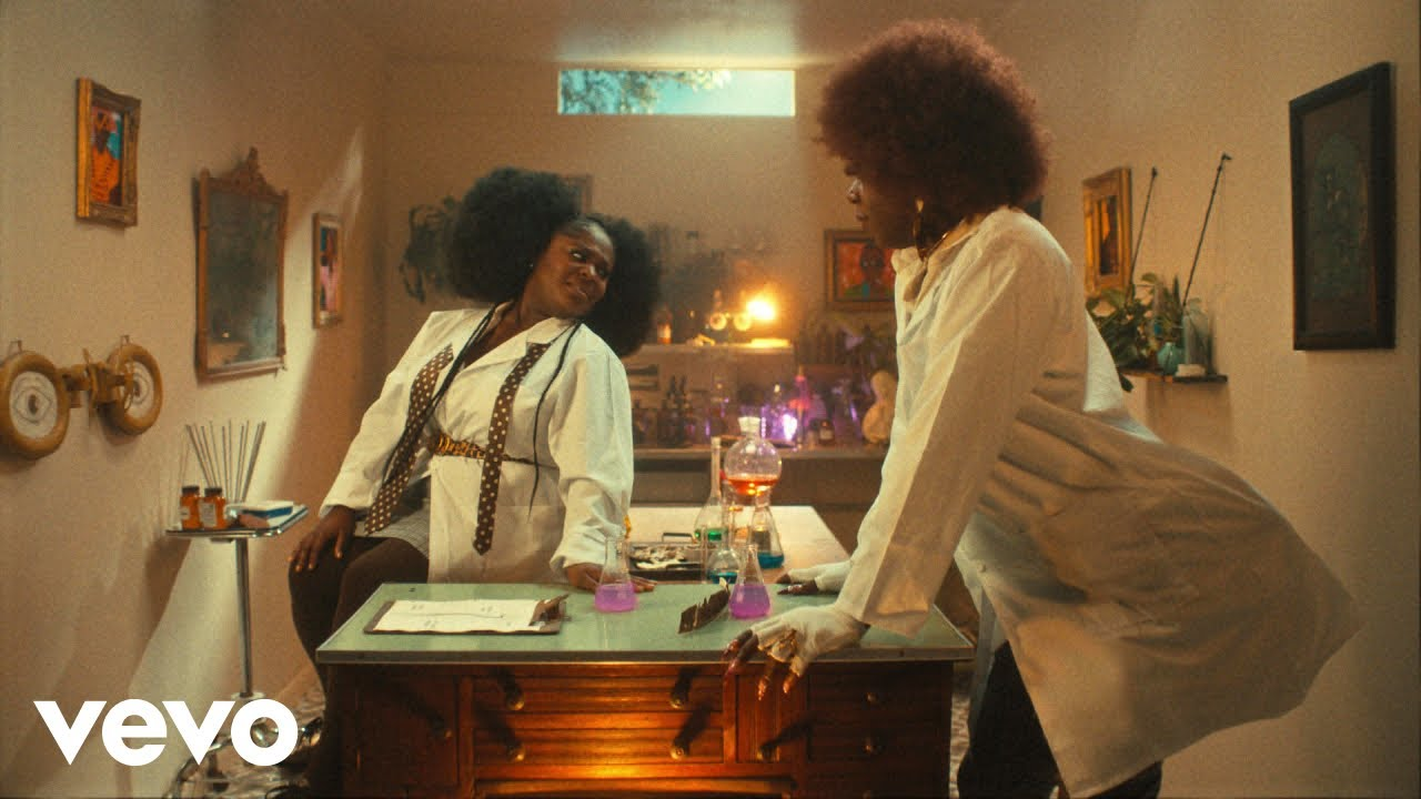 Tank And The Bangas - Big ft. Big Freedia (Official Video)