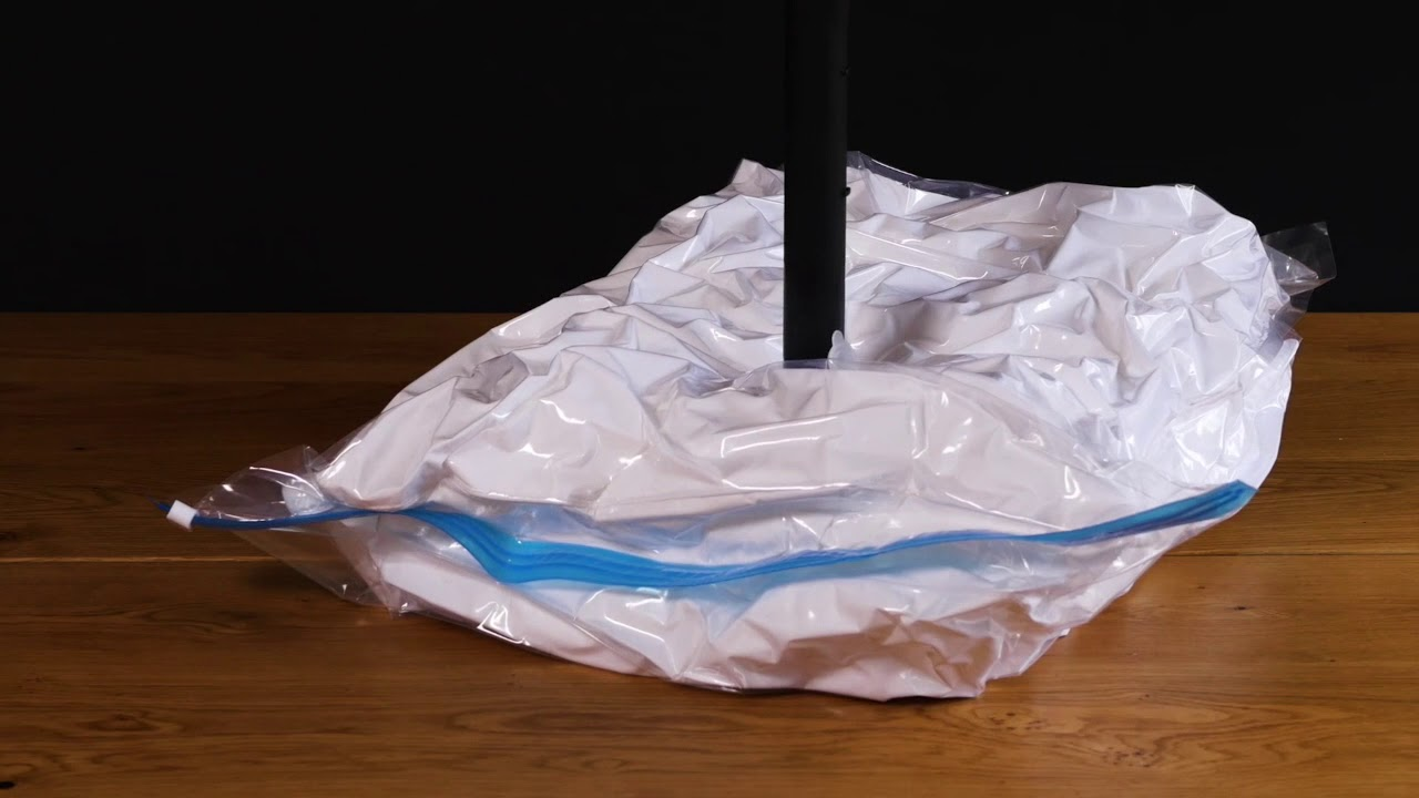 Kända Vakuumpåsar - spara plats och skydda dina kläder, kuddar och täcken NY-29