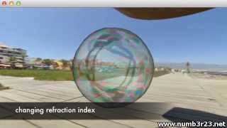 Dynamic spectral rendering of thin-film interference on the GPU