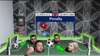 (Part. 2) SUFLĂ MINGEA SI DĂ GOL! *fotbal challenge*