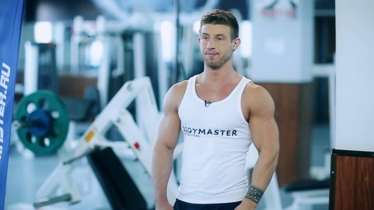 Комплекс разминки на все тело до и после тренировки