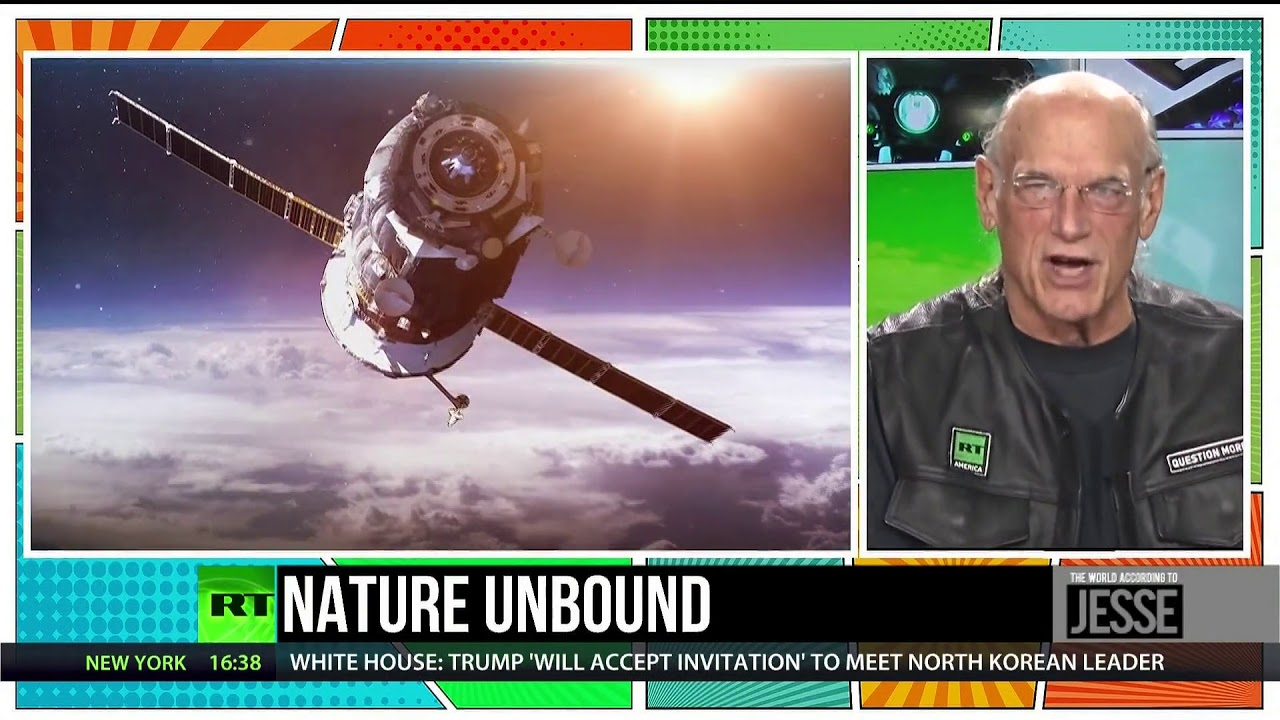 Climate Change, South Pole & Dr. John Bird | The World According to Jesse on RT America