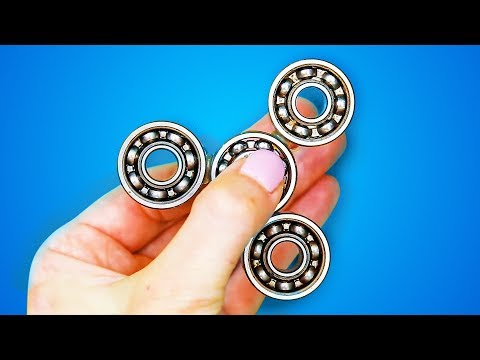 Thumbnail: 15 COOL DIY TOYS YOU'D LIKE TO PLAY YOURSELF || DIY FIDGET SPINNER