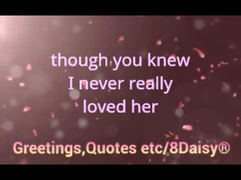 The Past  (Lyrics)  - Ray Parker Jr.