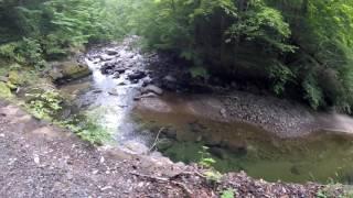 癒し系  奥入瀬渓流 黄瀬川  トレッキング