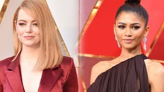 10 BEST Dressed Celebs At 2018 Oscars