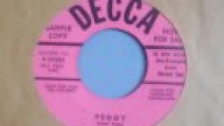 Decca 29385 - Hollywood Flames - Peggy