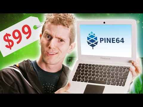 A $99 Laptop?! - Pinebook