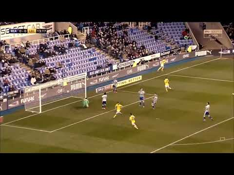 Reading Vs Leeds United Football Highlights. All goals 12th March 2019 0-3