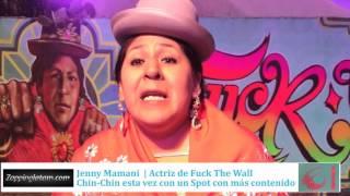 Jenny Mamani ChinChin 2016 para ZappinLatam en El Ojo de Iberoamerica 2016