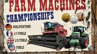 Farm Machines Championships trailer)
