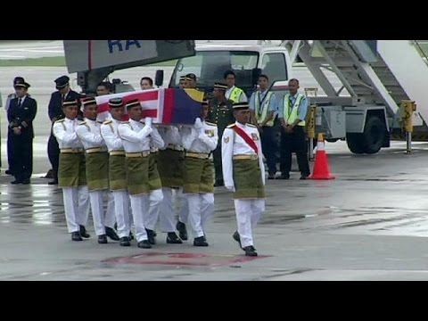 MH17: 'Last' victims repatriated to Malaysia