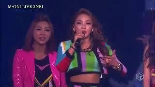 2NE1 - GOTTA BE YOU live in Japan