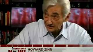 Tribute to Howard Zinn on Democracy Now!, January 28, 2010