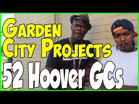 Lil Boss & OG Capo, 52 Hoover Crips history in Houston's Garden City  Projects