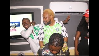 Tony Tetuila Sing For Jigan Baba Oja (Sho mo age mi ni) As He Dance At His Birthday Party