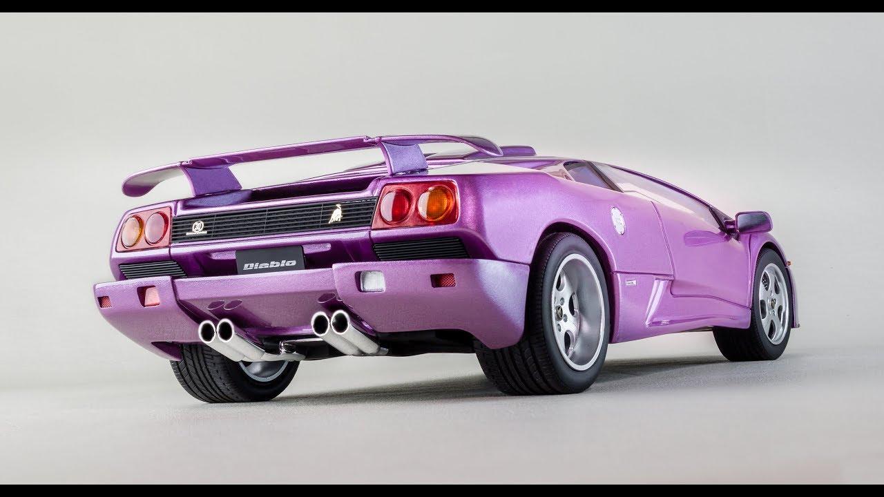 1 12 Lamborghini Diablo Se30 Pagebd Com