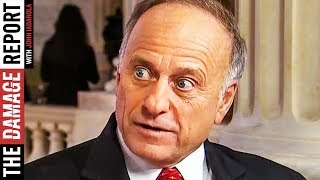Racist Steve King Finally Facing Consequences