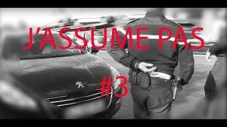 J'ASSUME PAS #3 - LIRE OU CONDUIRE...