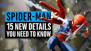 Spider-Man | 15 New Details You Need To Know