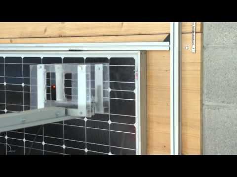 Solar PV Testing by Kiwa