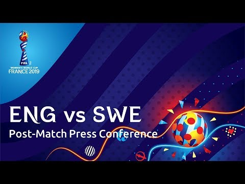ENG  v. SWE - Post-Match Press Conference