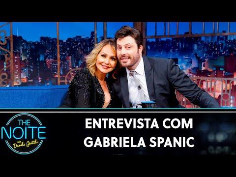 Entrevista com Gabriela Spanic  The Noite 130619