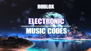 Roblox I (Electronic) Music Codes