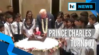British Prince Charles turns 71, celebrates birthday with school kids in India