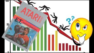 Did E.T. Really Cause The Great Video Game Crash of 1983? - White_Pointer Gaming