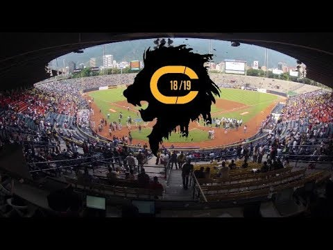 Leones del Caracas 2018 - 2019 from YouTube · Duration:  39 seconds
