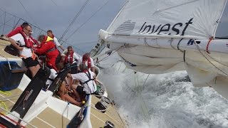 The Clipper Race - Part 4: Clipper 2013-14 Race Documentary
