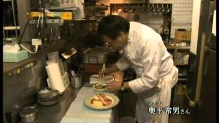 ビストロフライパンの松葉ガニ料理.