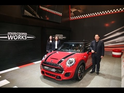 The New MINI Series John Cooper Works Cooper S 5-Doors and NEXT Launch in Indonesia & The New MINI Series: John Cooper Works Cooper S 5-Doors and NEXT ...
