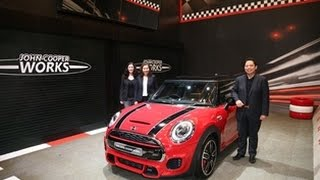 The New MINI Series: John Cooper Works, Cooper S, 5-Doors and NEXT Launch in Indonesia